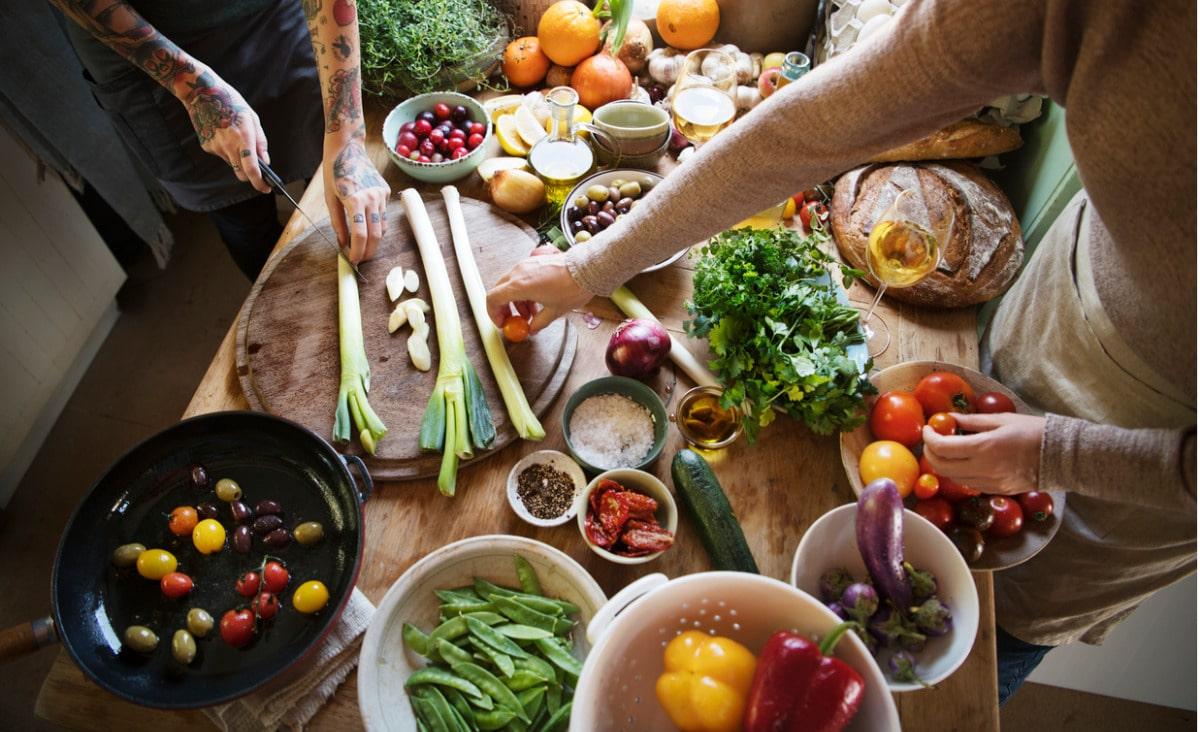 Od izolacji jemy zdrowiej!