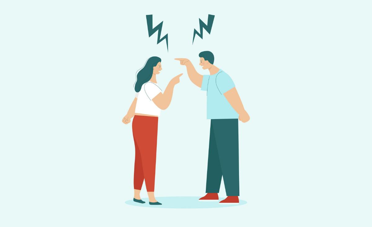 Sprzeczki dobre dla związku? Zobacz jak się kłócić z partnerem!