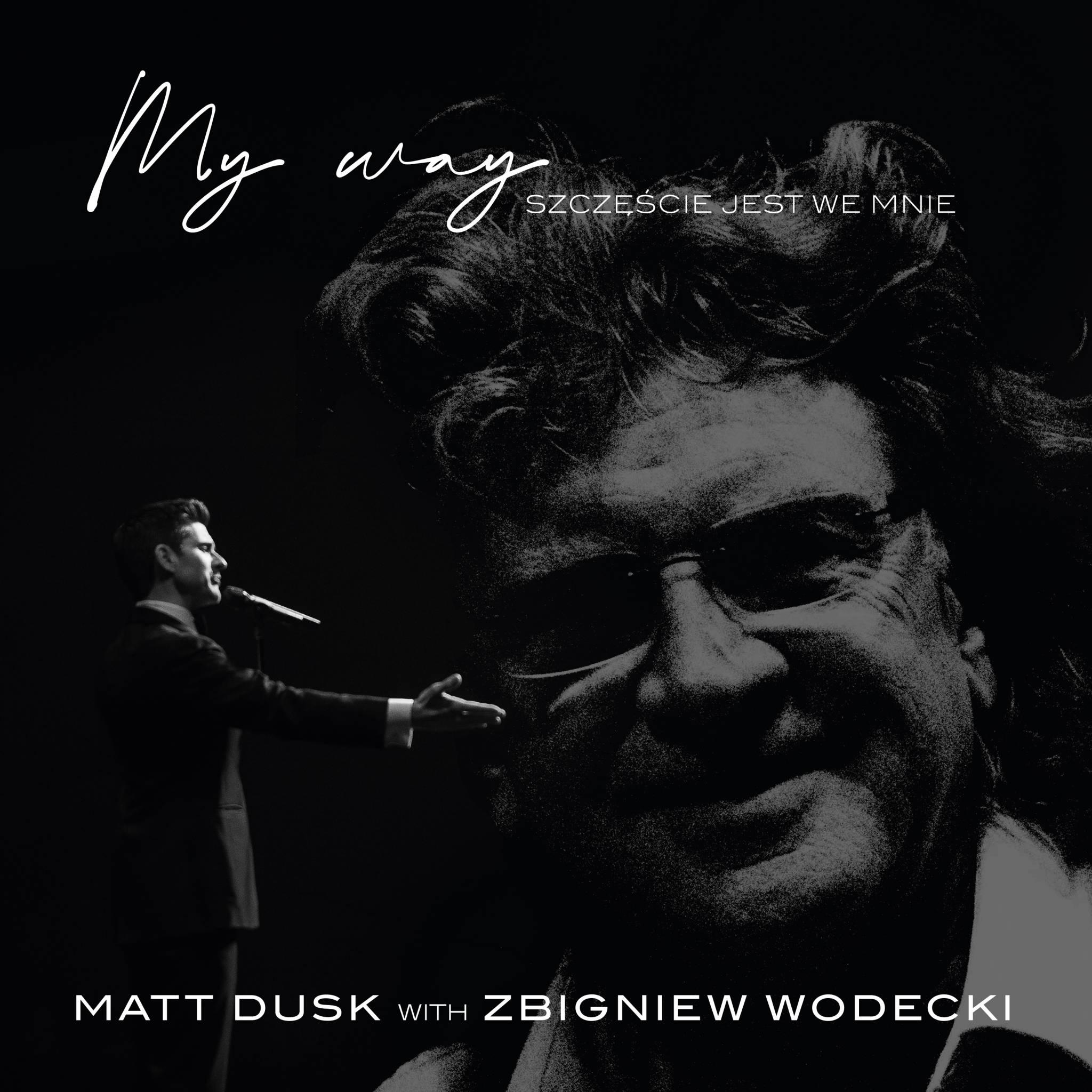 Matt Dusk i Zbigniewa Wodeckiego - niezwykły duet na urodziny mistrza