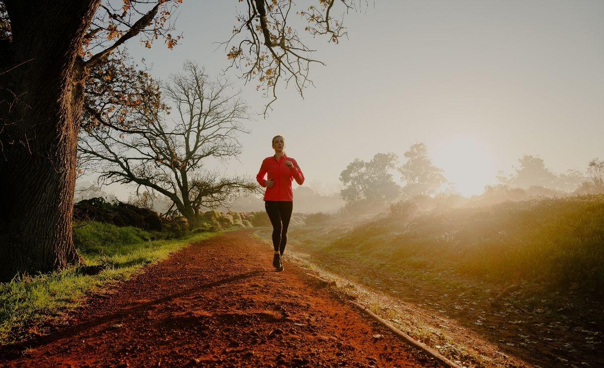 Jesienią i zimą też można biegać
