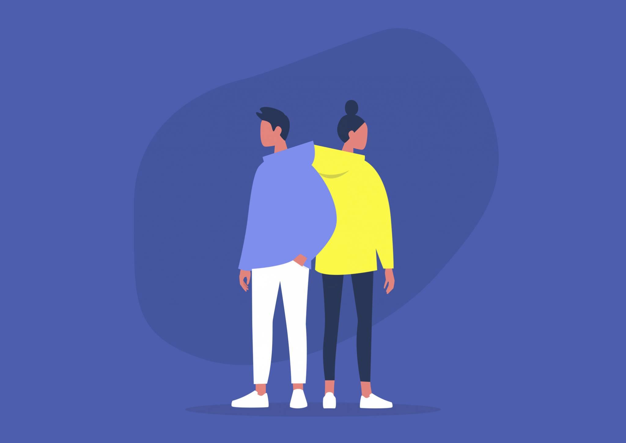 Jak rodzeństwo, jak mama z synkiem... Co zrobić, gdy wyszliśmy z partnerskich ról?