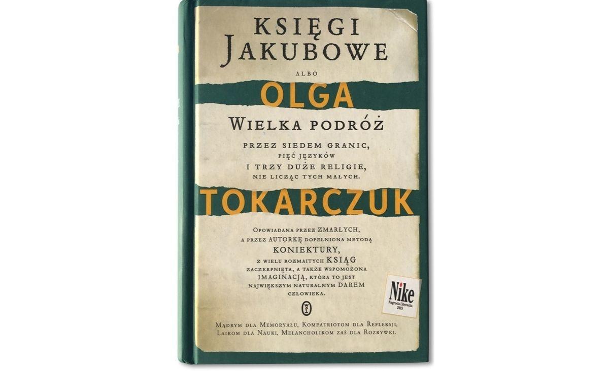 """O """"Księgach Jakubowych…"""" Olgi Tokarczuk opowiada Jan Peszek"""