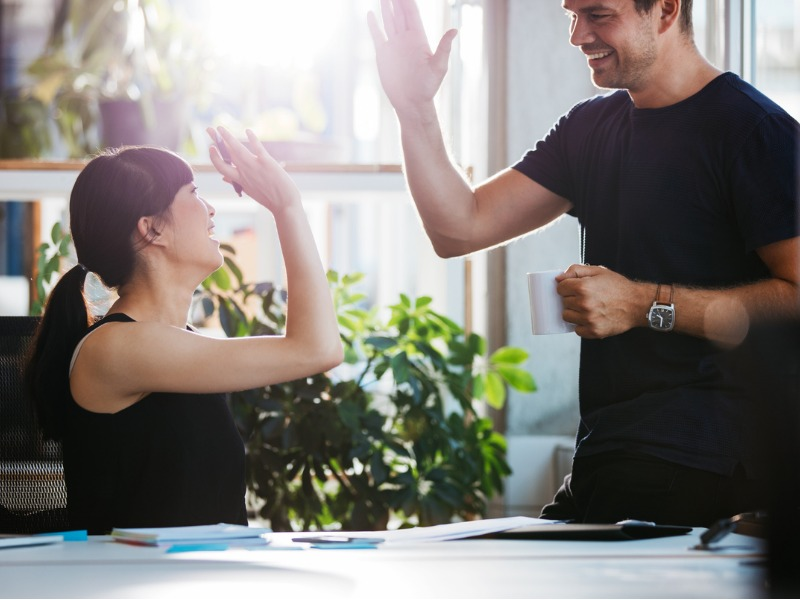Jak odnieść sukces, czyli 12 składowych powodzenia w życiu
