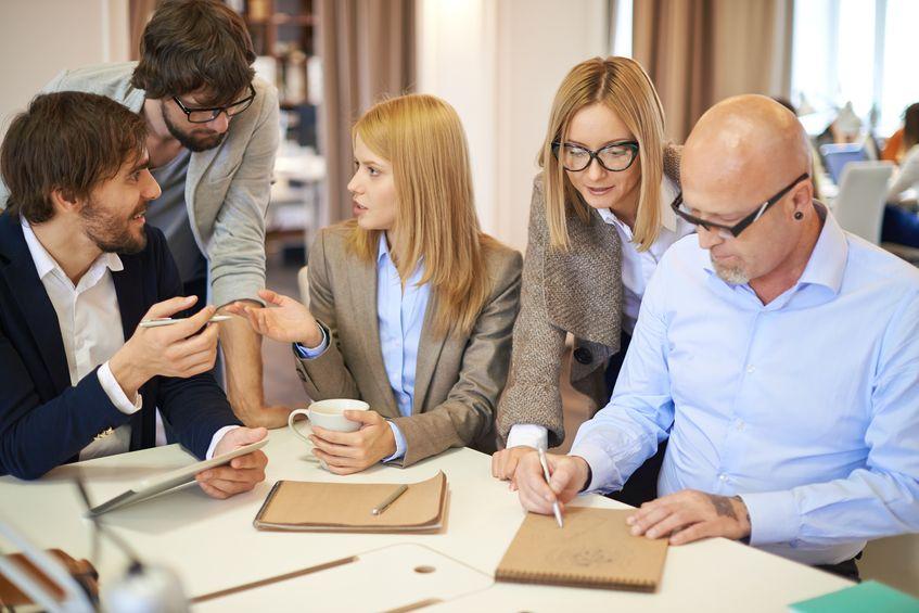 Zaangażowani pracownicy budują sukces firmy
