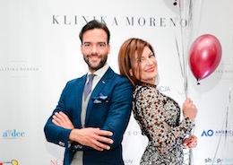 Sukces nosi szpilki - Klinika Moreno oficjalnie otwarta