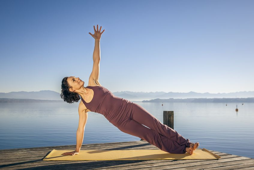 Cwiczenia jogi