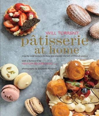 Books for Cooks recenzuje Patisserie at Home