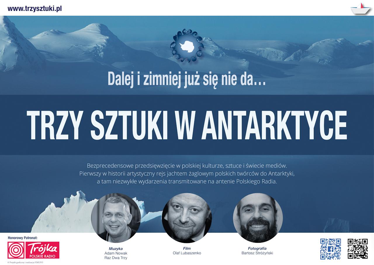 Plakat Promocyjny_Trzy_Sztuki_w_Antarktyce_HD