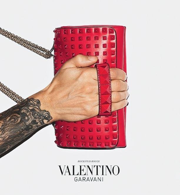 Terry Richardson dla Valentino