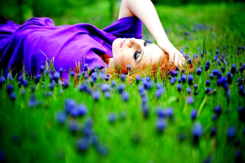 obcowanie z naturą - korzyści dla kobiet