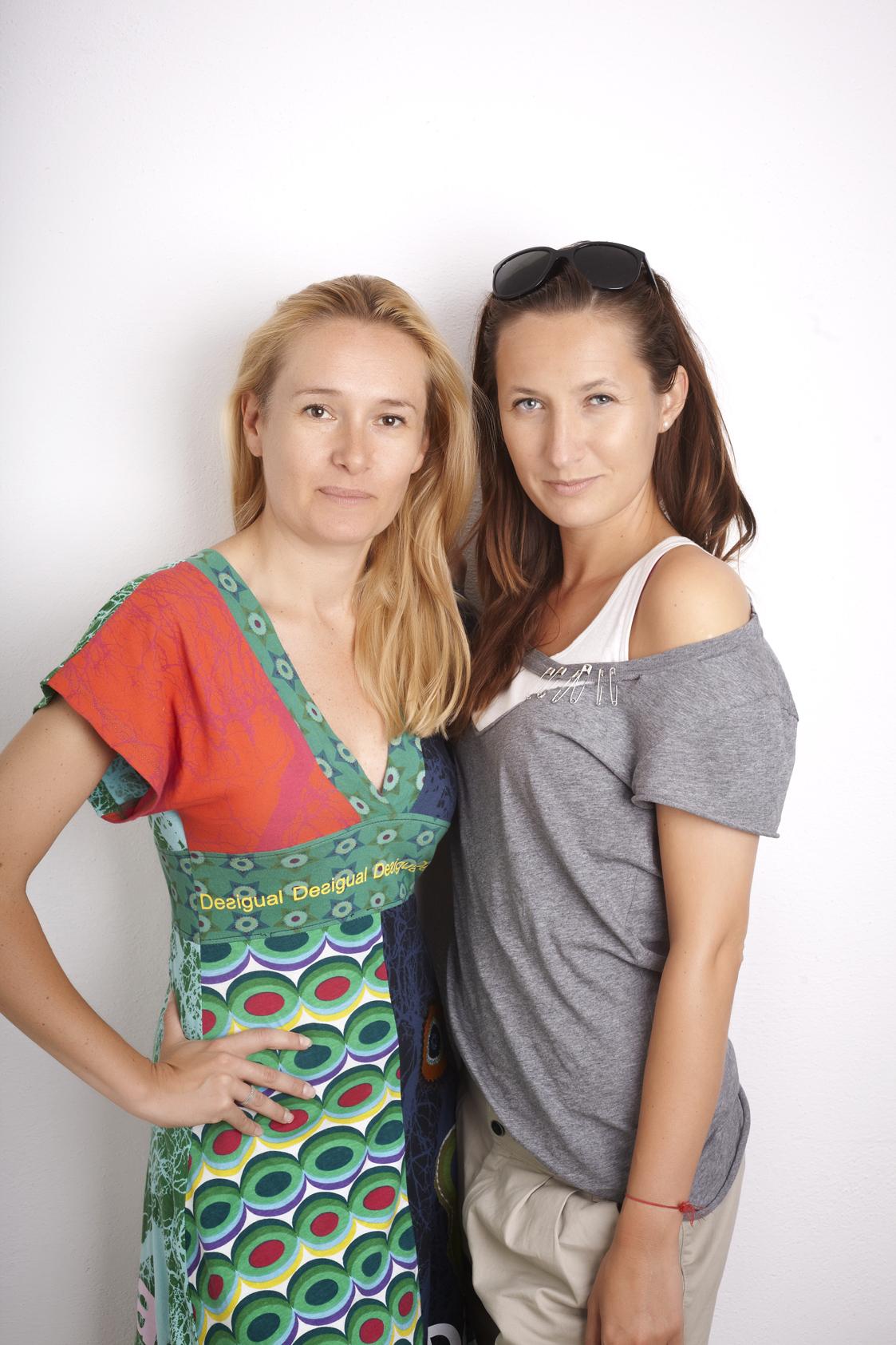 Autorki projektu Loft37.pl - Paulina i Joanna