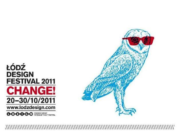 Łódź Design Festival – rezerwuj czas od 20 do 30 października