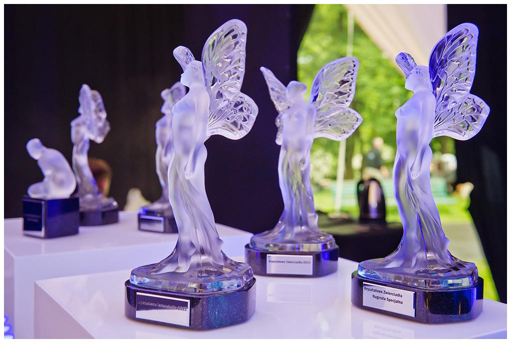 1996 - 2015: Laureaci Kryształowych Zwierciadeł