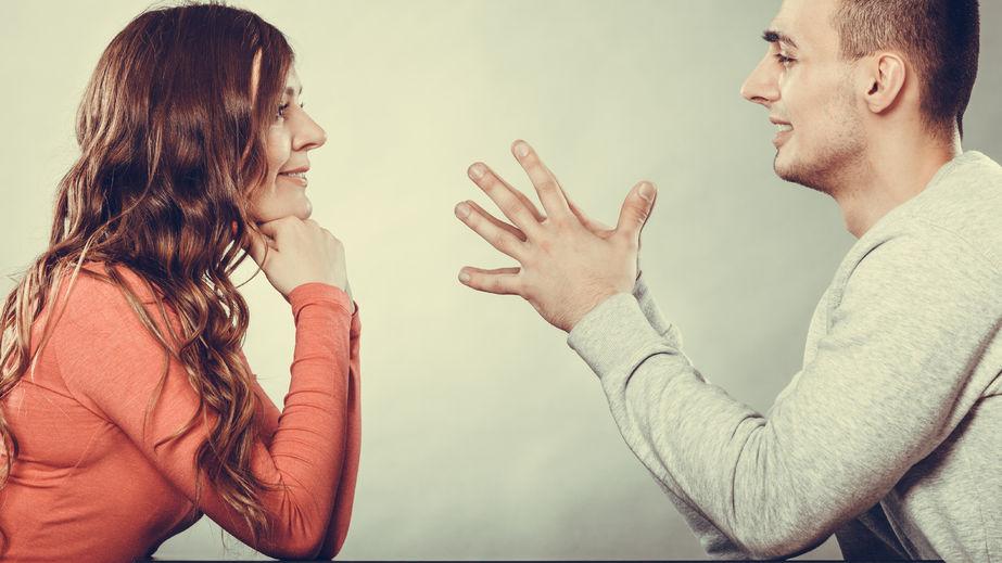 Jak rozmawiać z mężczyzną, żeby go poderwać?