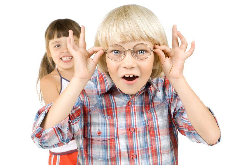 Jak wybrać okulary dla dziecka?