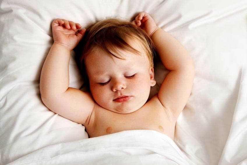 sposoby na sen dziecka