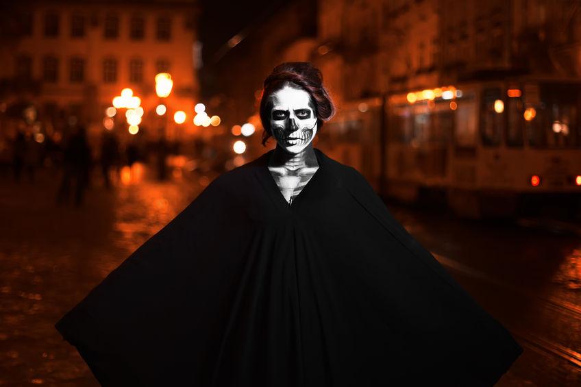Halloween - okazja do kontrolowanego strachu