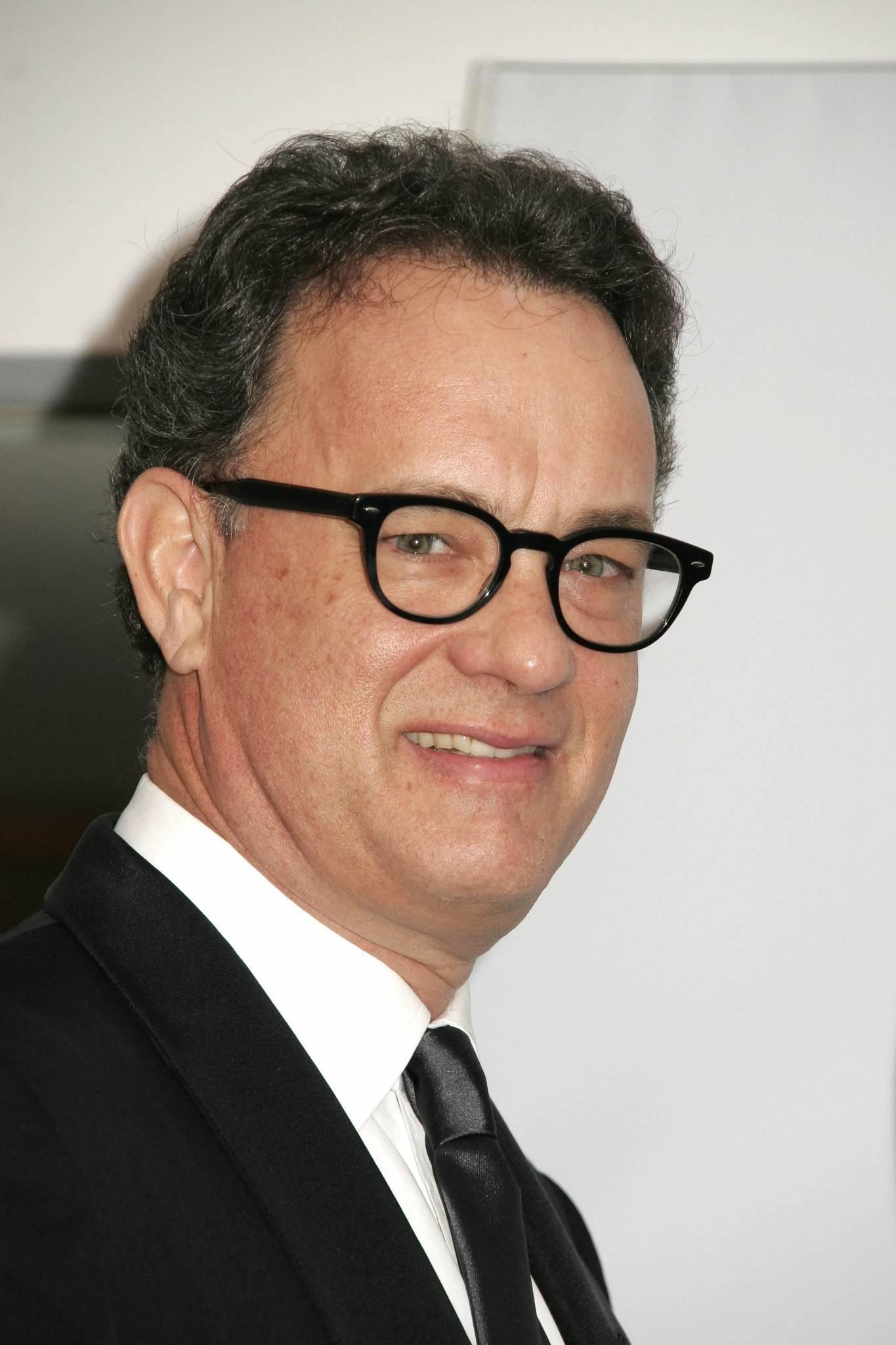 Tom Hanks: Tu nie chodzi o flirt