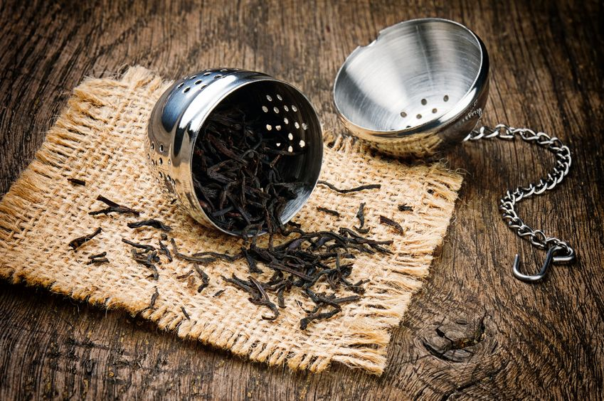 5 nietypowych zastosowań herbaty w domu
