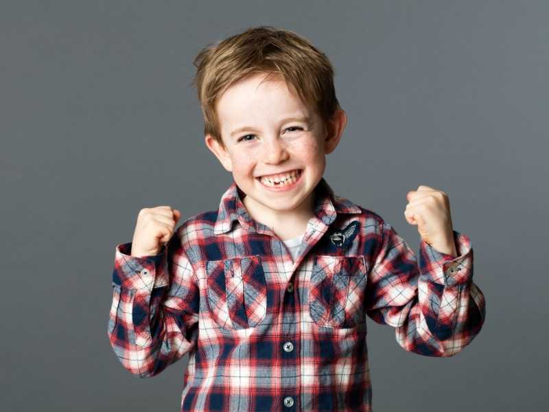 asertywność u dzieci