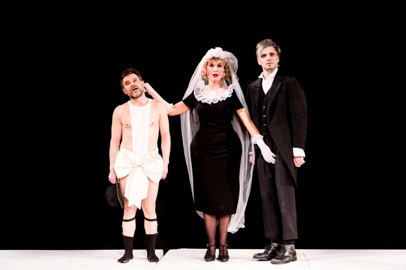 """Śmiech i miłość, czyli """"Jakobi i Leidental"""" w Teatrze Studio"""