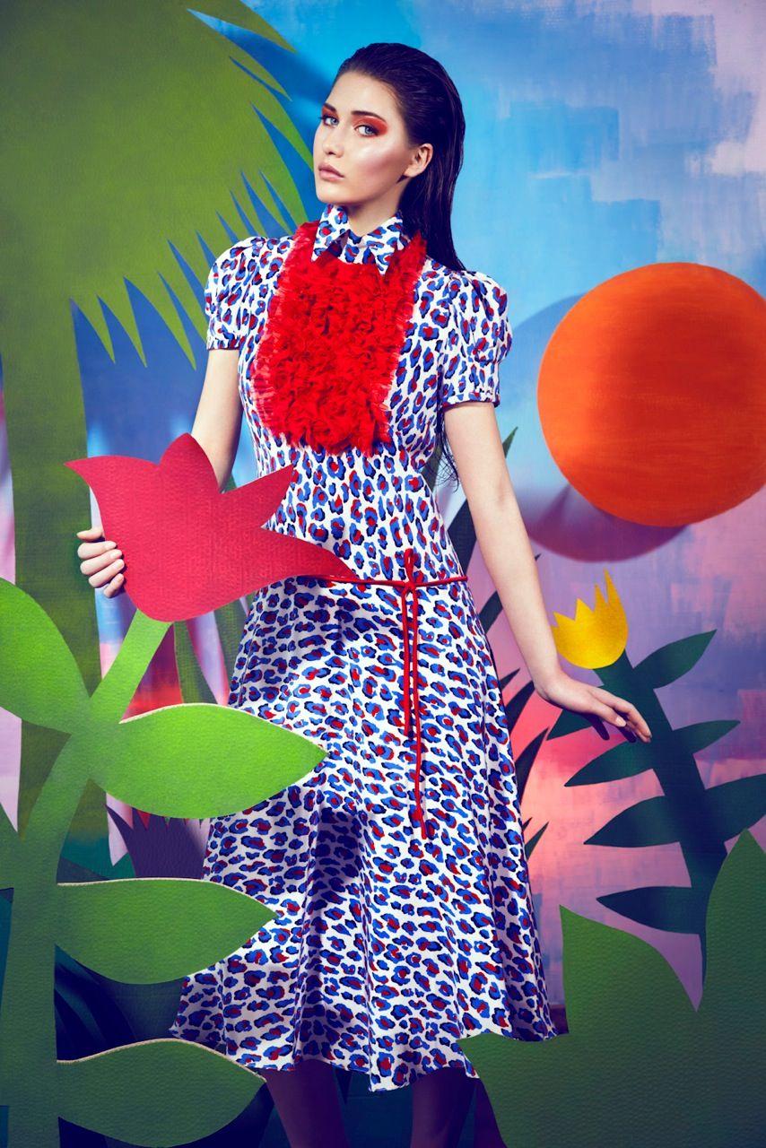 Mixer Fashion: zdobądź miejską dżunglę!
