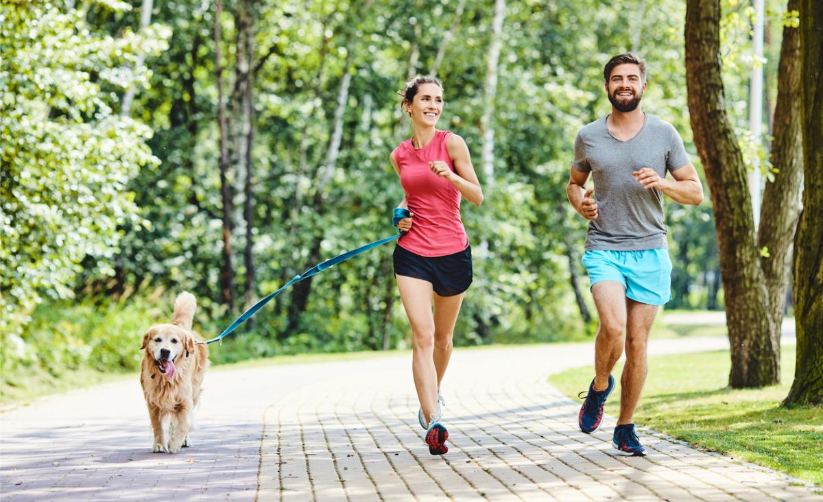 Codzienne dawka ruchu jest niezbędna dla zdrowia i dobrego samopoczucia. (Fot. iStock)