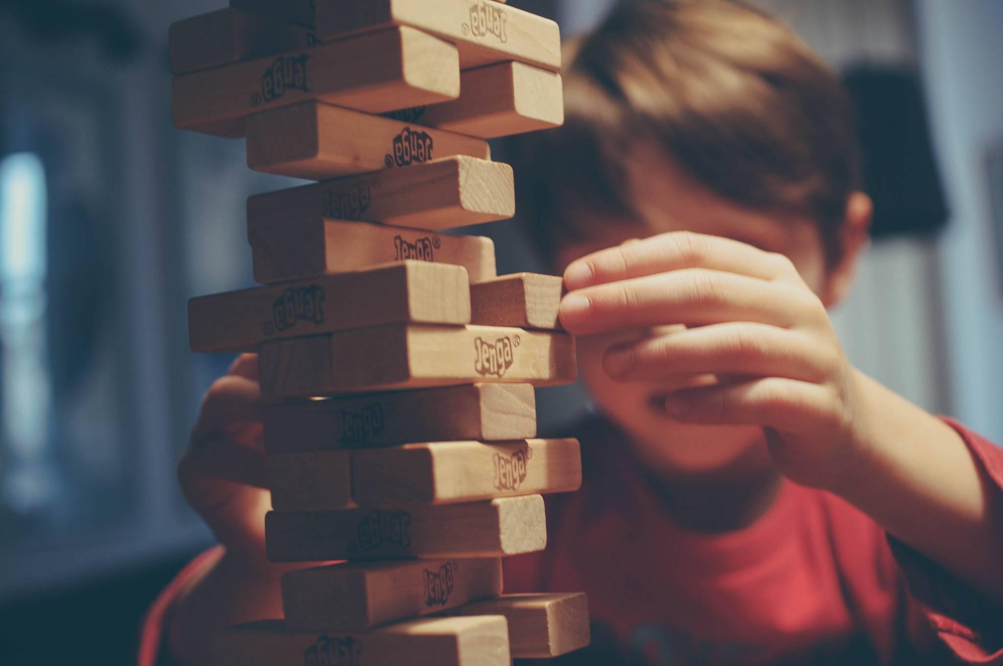 Jak nauczyć dziecko koncentracji?