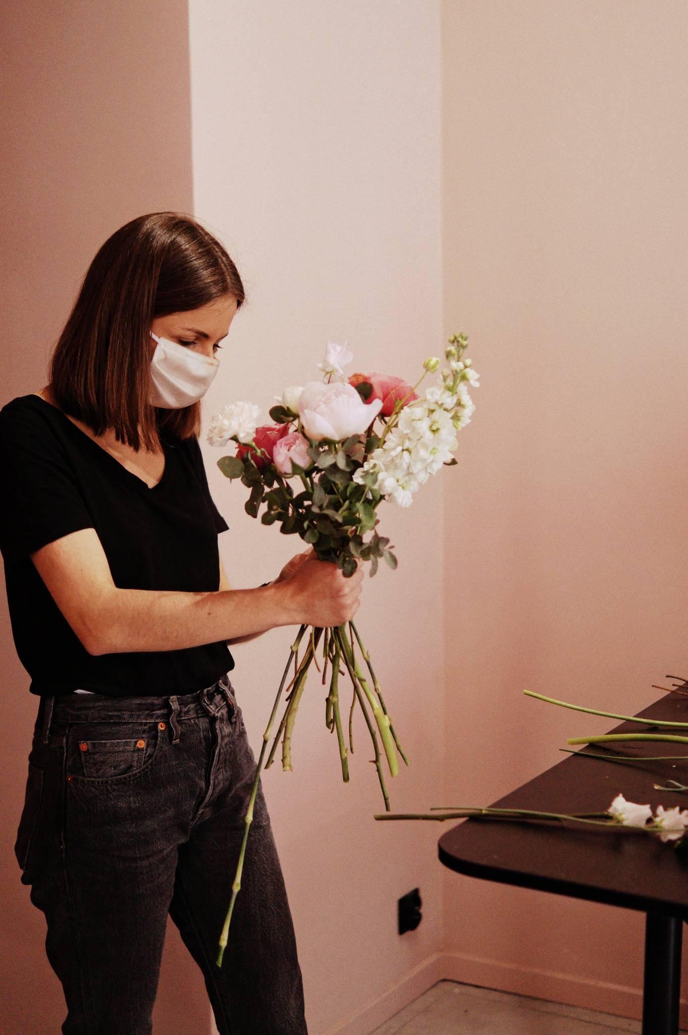 Coraz mocniej ciągnie nas do kwiatów