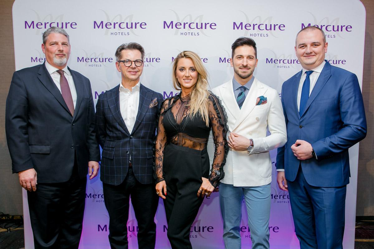 Mercure Fashion Gentlemen's Evening