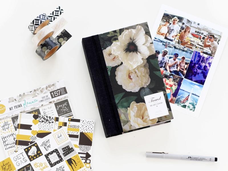 Scrapbooking – sposób by wakacyjne wspomnienia zatrzymać na dłużej