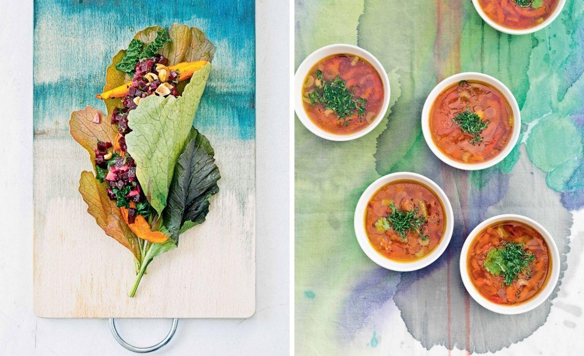 Jesienna nuta warzywna - 5 przepisów