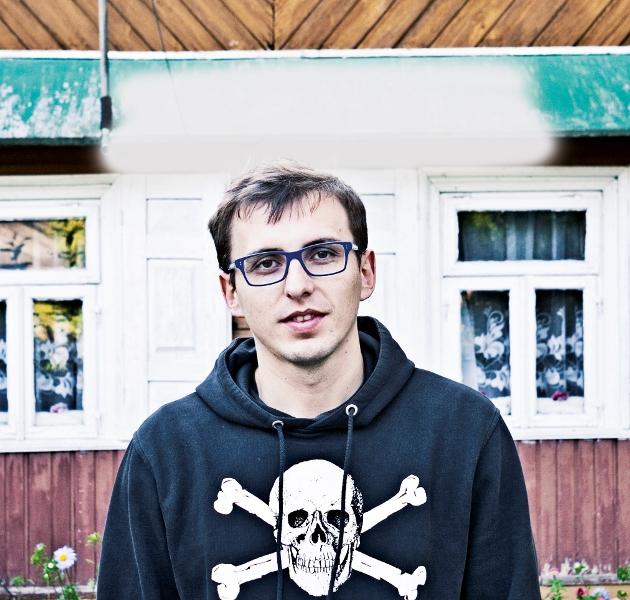 2015 nominacje: Mateusz Baj