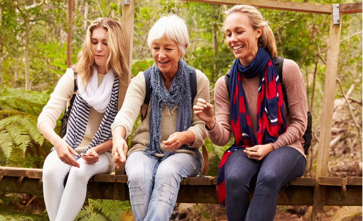 Dobry związek - co radzą nasze babcie i mamy? Rozmowa z Katarzyną Miller