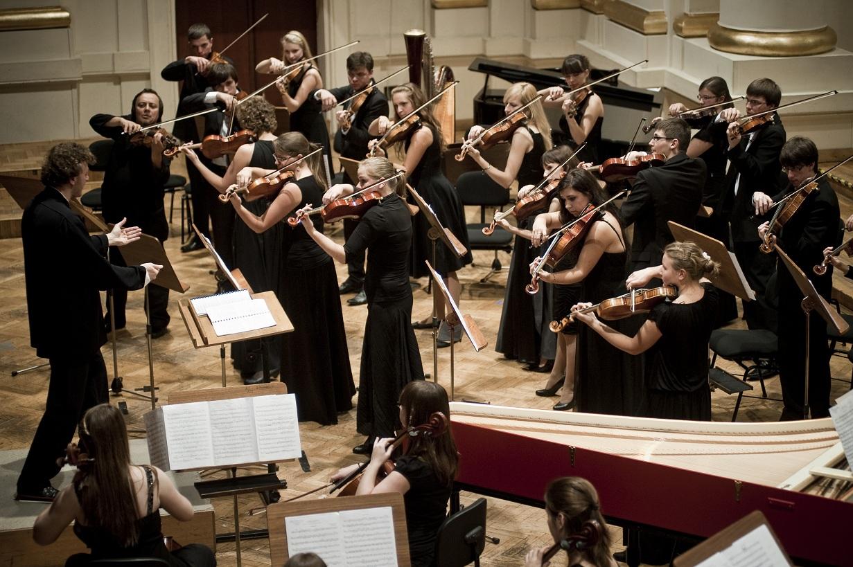 Młoda Polska Filharmonia  - 14 listopada koncert finałowy w Warszawie