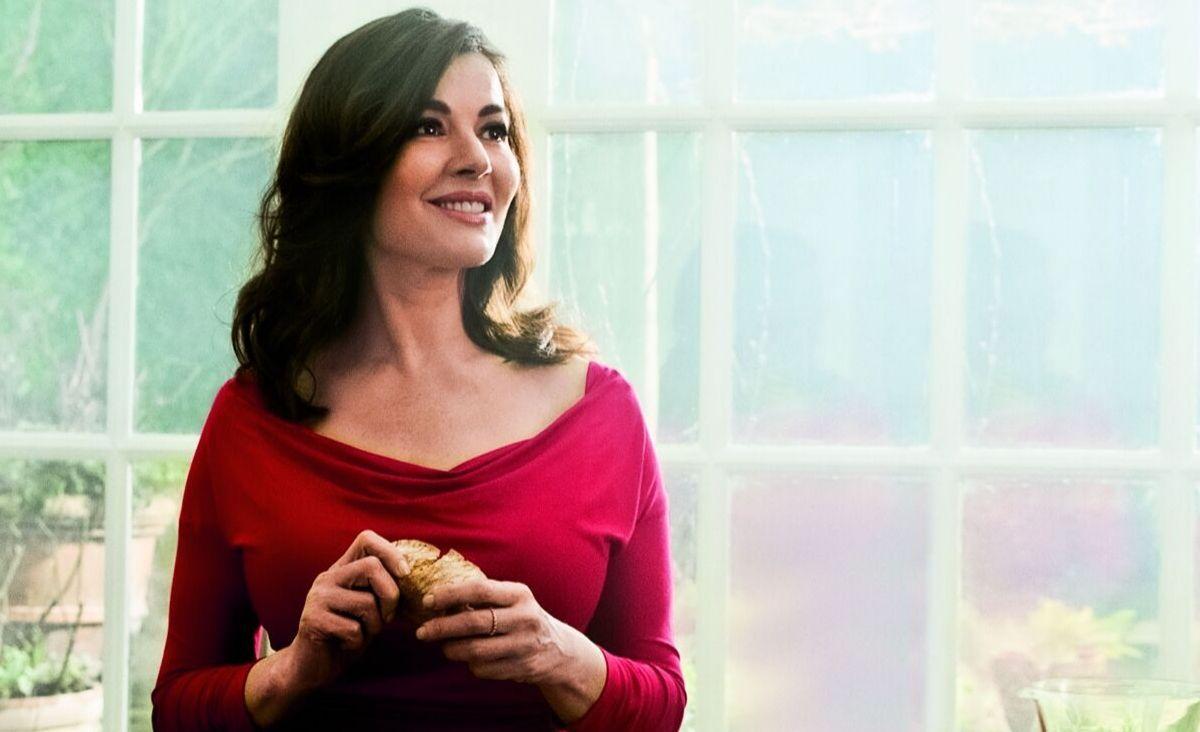 Nigella Lawson - domowa kucharka