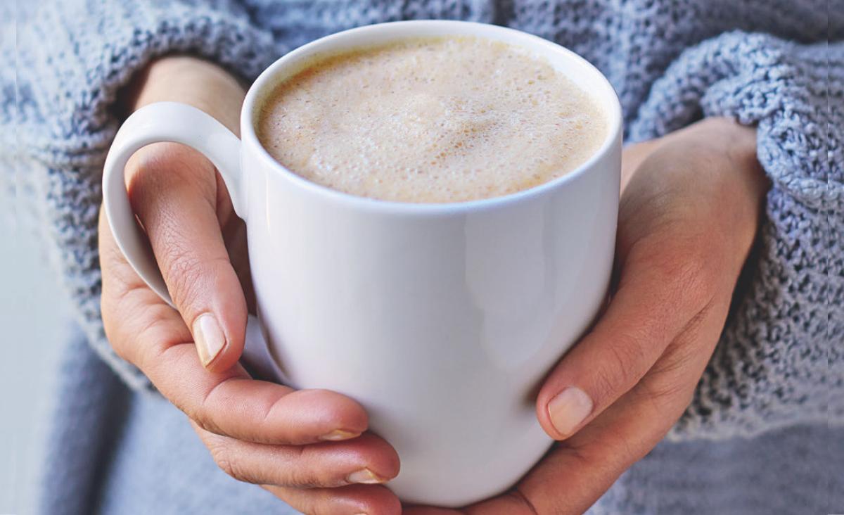 Korzenna chai latte - przyjemność dla podniebienia, pożytek dla mózgu