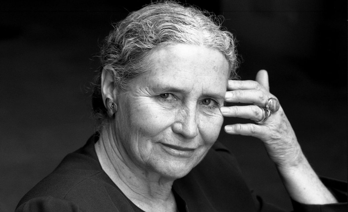 Fundamentalna bezwzględność kobieca - Doris Lessing