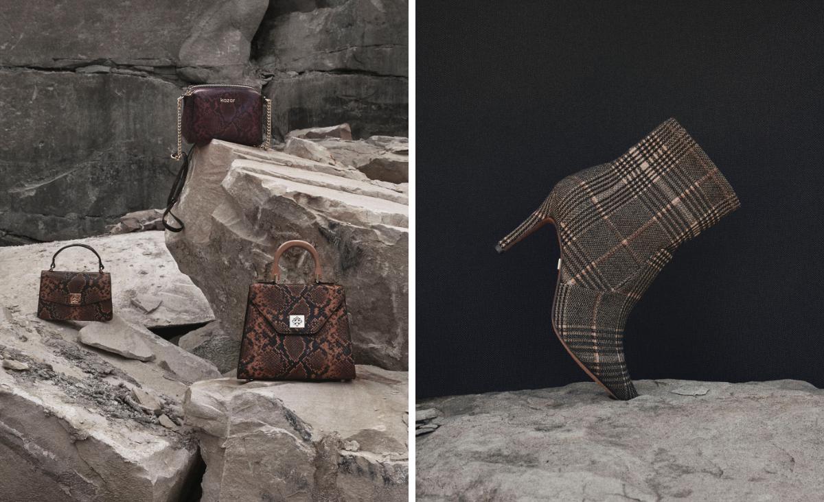 Subtelna elegancja w klimacie vintage - nowa odsłona marki Kazar i wczesnojesienna kolekcja Pre-Fall