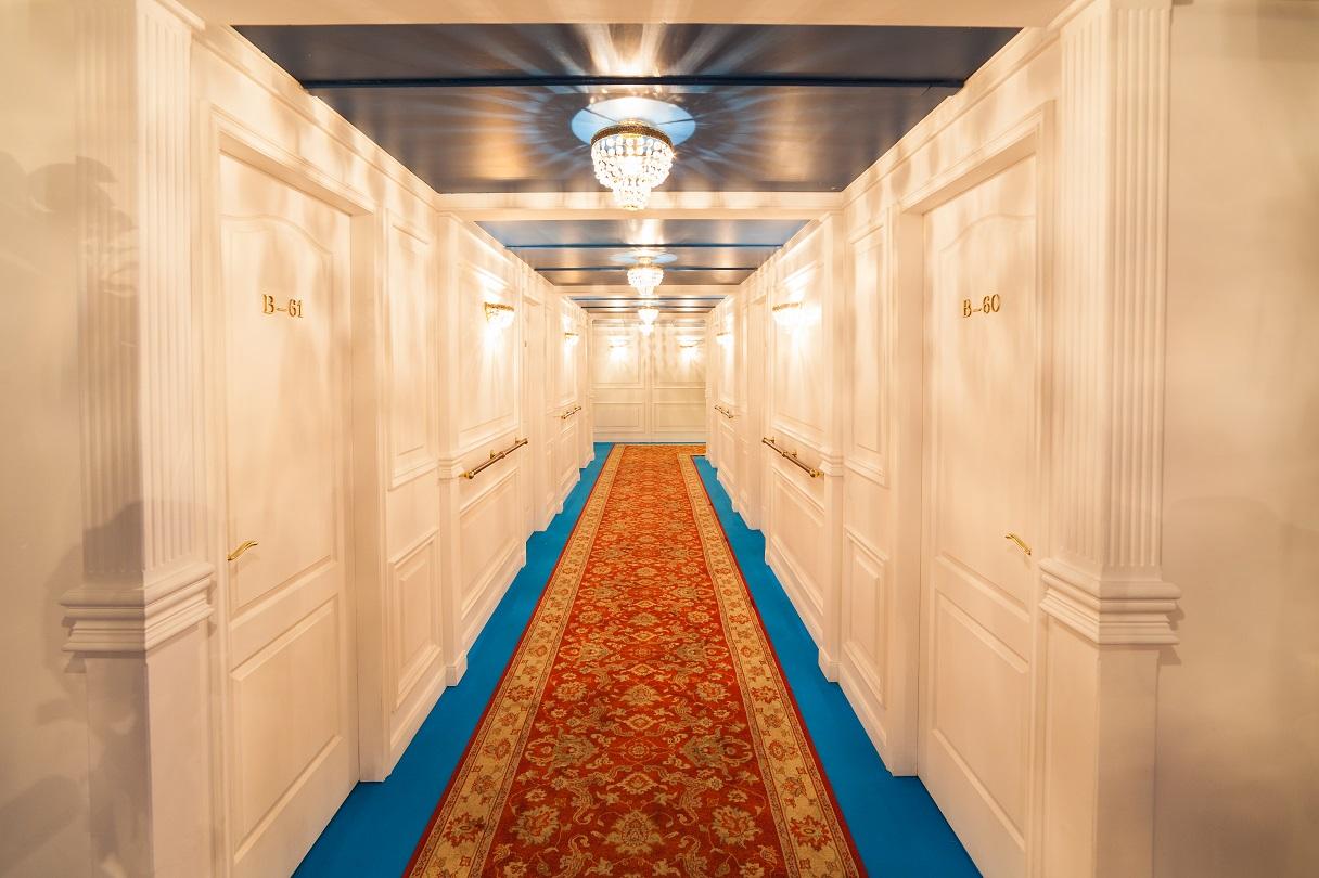 copyright ®Musealia Entertainment SL/mat. pras. Titanic, the Exhibition