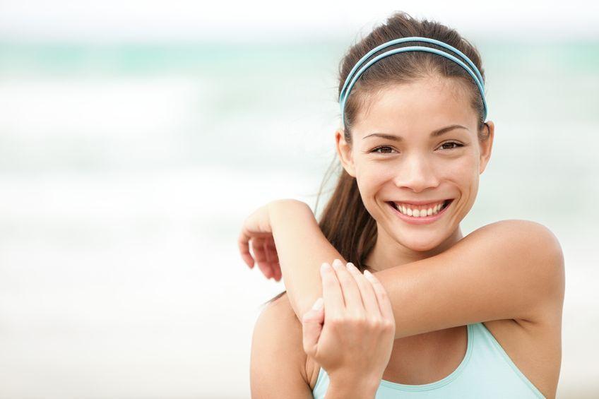 Ćwicz w domu ramiona i plecy