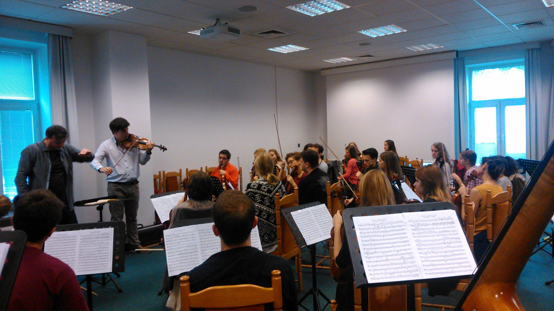 Warsztaty MPF przed jesienna trasą koncertową