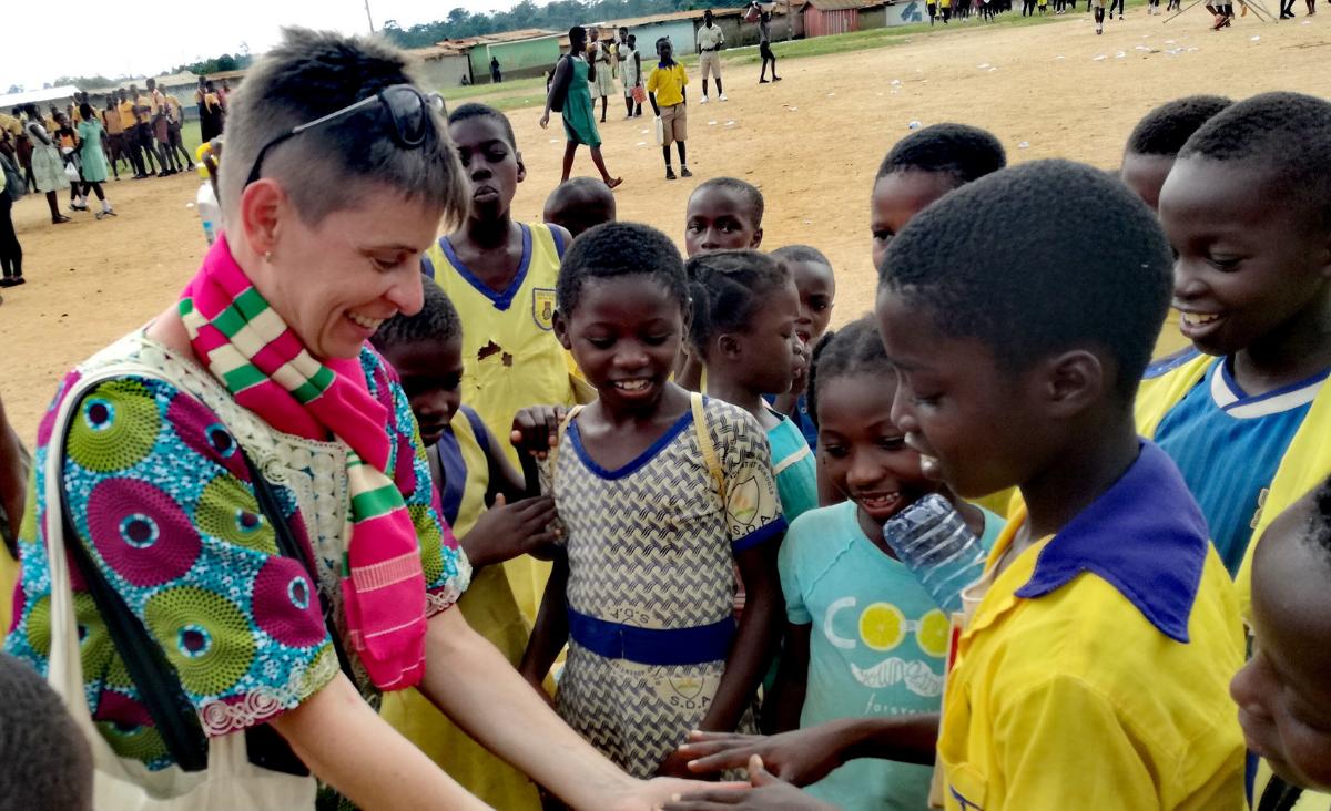 Daria Mejnartowicz udowadnia, że podróże mogą zmienić życie, nie tylko nasze