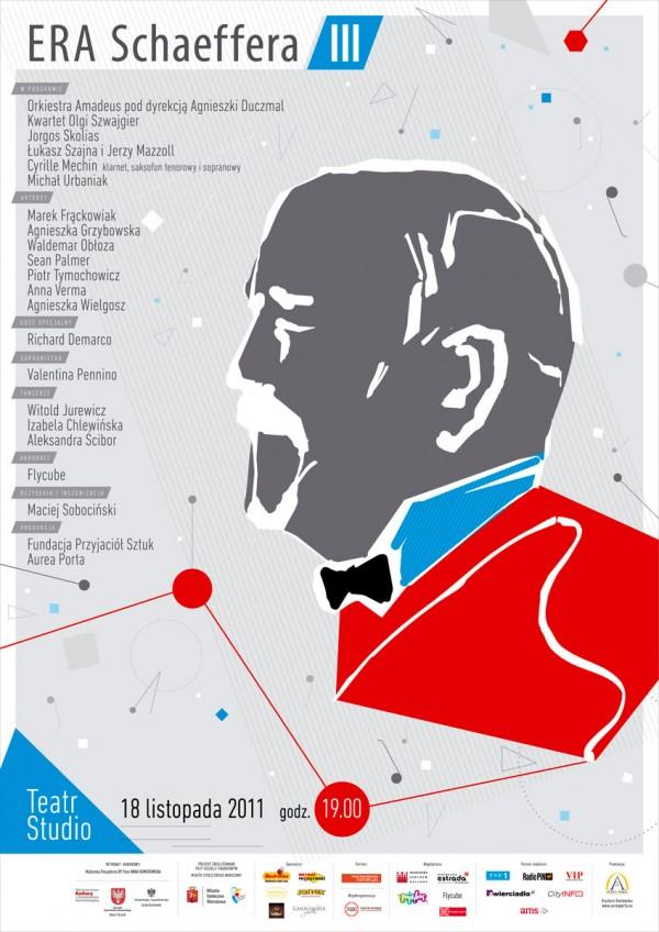 3. edycja Ery Schaeffera w Teatrze Studio w Warszawie