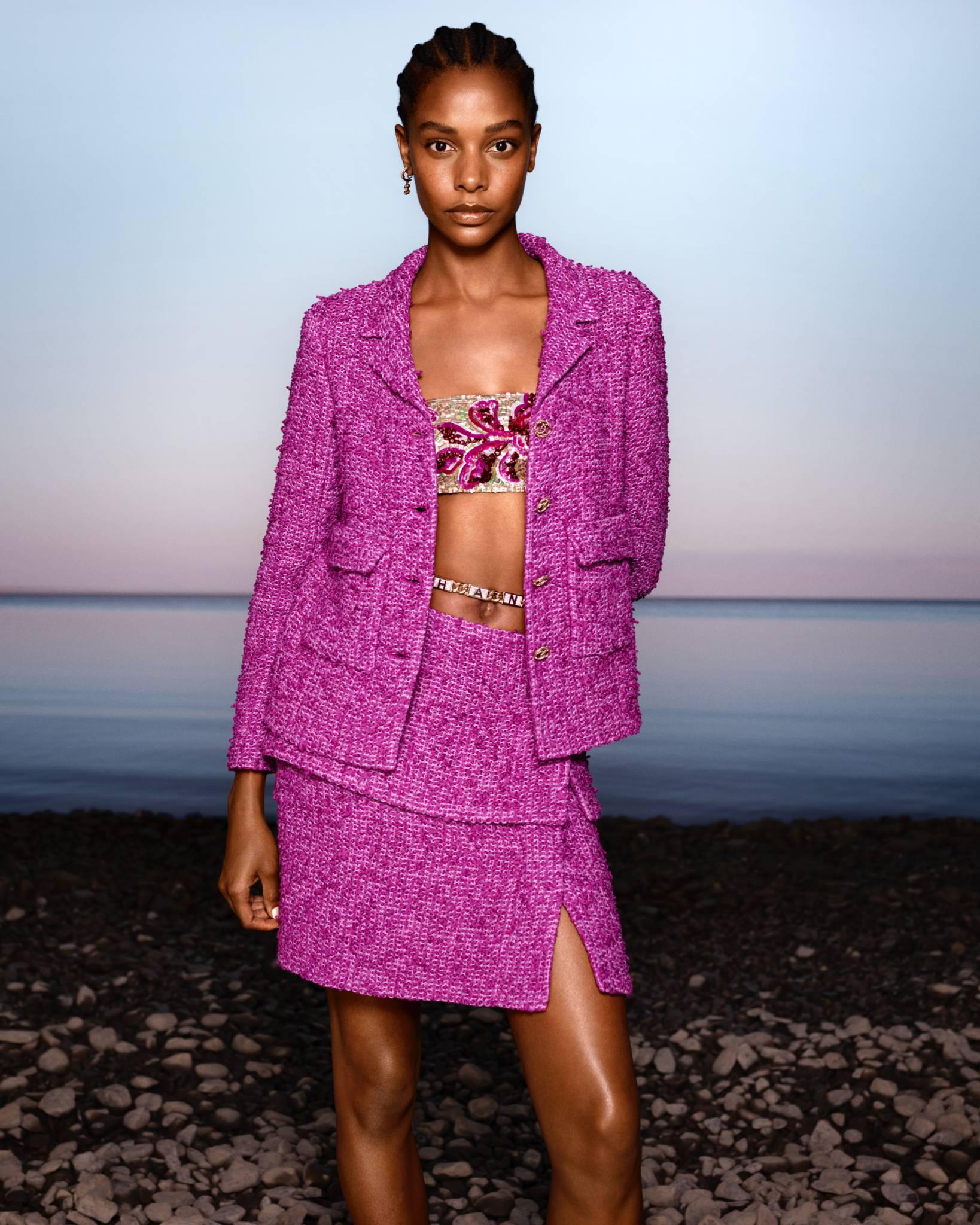 W stronę zachodzącego słońca. Kolekcja Chanel Cruise na lato 2020