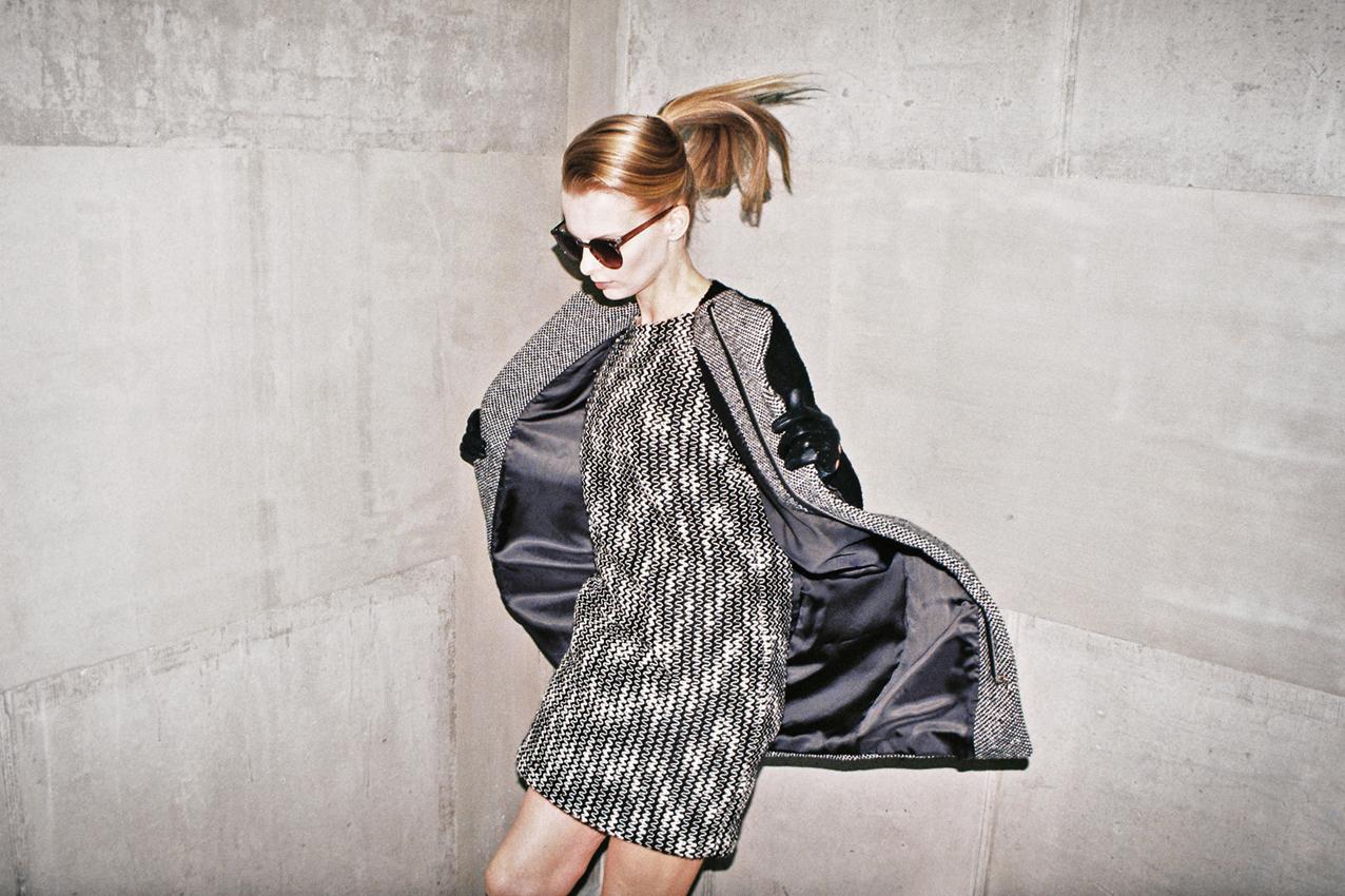 Moda pełna splotów od U+