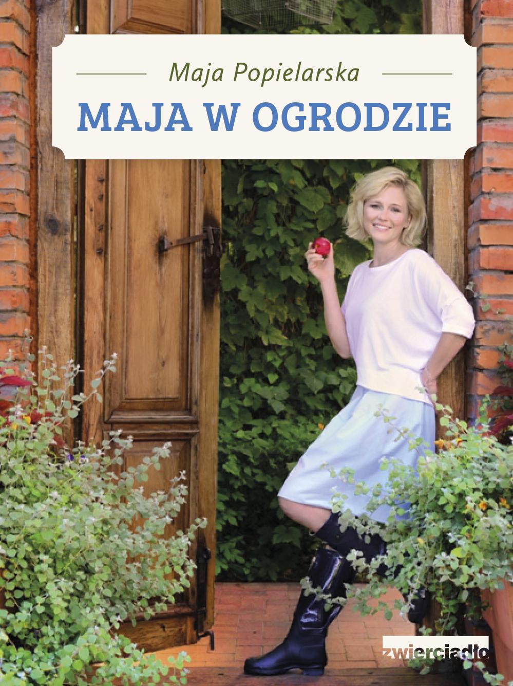 MAJA_W_OGRODZIE