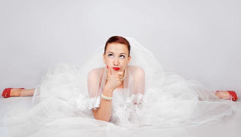 O czym świadczą wątpliwości przed ślubem?