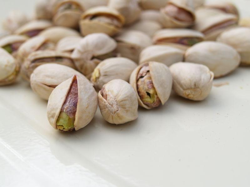 Czy wiesz, jak zdrowe są orzeszki pistacjowe?