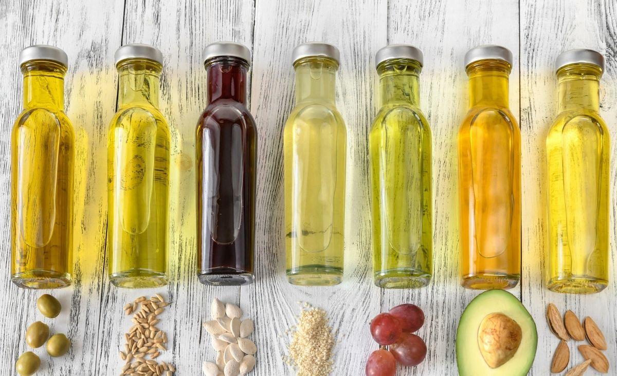 Olej roślinny - jak wybrać odpowiedni?